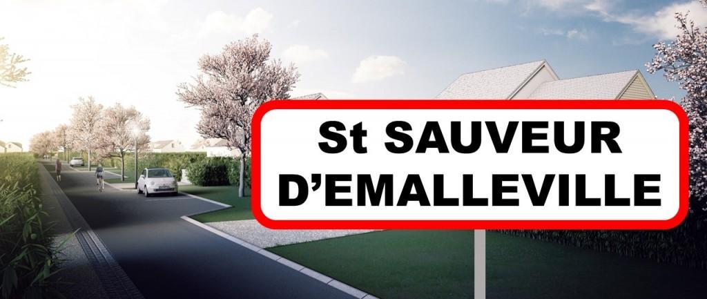 lancement St sauveur d'emalleville terrain a batir altitude lotissement 76 seine maritime