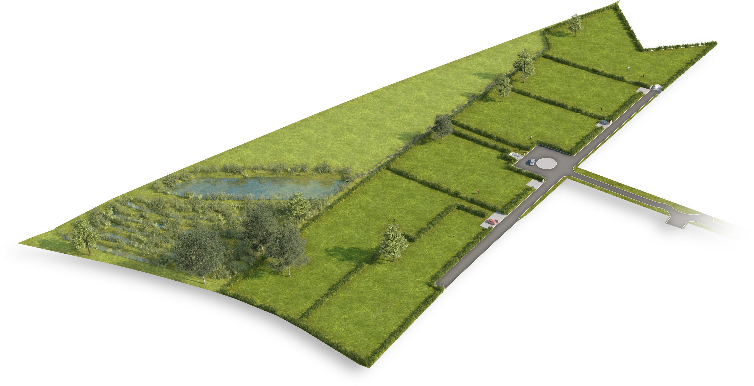 terrains isneauville